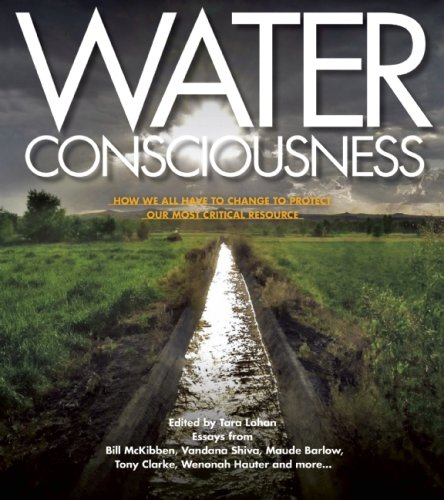 Water Consciousness: How We All Have to Change to Protect Our Most Critical Resource 9780975272442