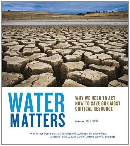 Water Matters: Why We Need to ACT Now to Save Our Most Critical Resource 9780975272480