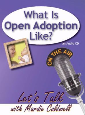 What Is Open Adoption Like 9780970573476