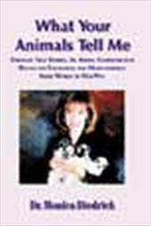 What Your Animals Tell Me 4324076