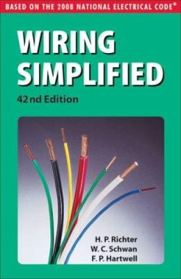 Wiring Simplified: Based on the 2008 National Electrical Code 9780971977938