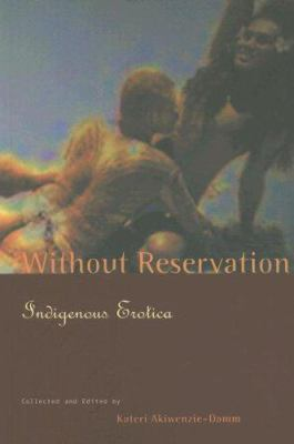 Without reservation by kateri akiwenzie damm reviews description