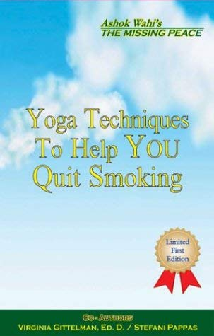 Yoga Techniques to Help You Quit Smoking