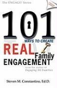 101 Ways to Create Real Family Engagement 9780981454313