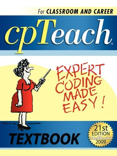 2009 Cpteach Expert Coding Made Easy! Textbook 9780980062731