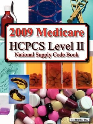 2009 HCPCS Level II National Supply Code Book
