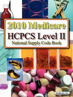 2010 HCPCS Level II National Code Book 9780982259764