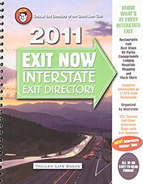 Exit Now: Interstate Exit Directory 9780982489444