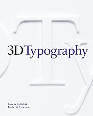 3D Typography 9780984190621