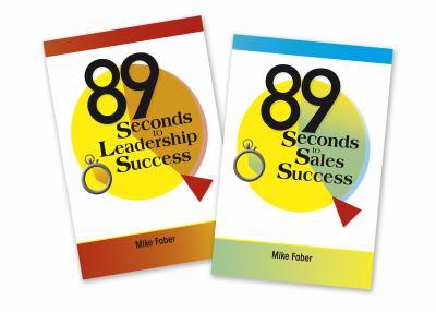 89 Seconds to Sales Success 9780981531007