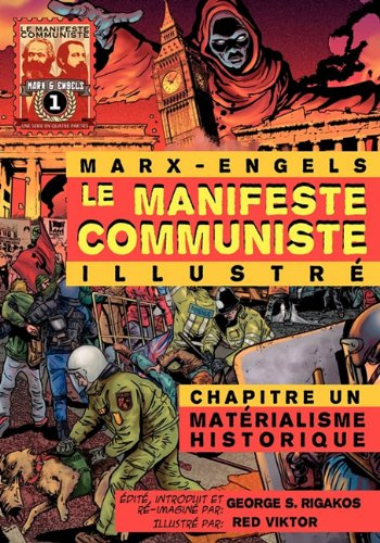 Le Manifeste Communiste (Illustr ) - Chapitre Un: Mat Rialisme Historique 9780981280738