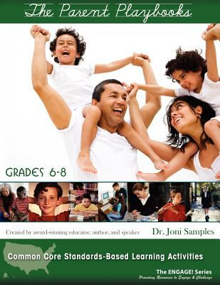 The Parent Playbooks: Grades 6-8 9780981454351