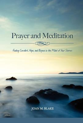 Prayer and Meditation: Finding Comfort, Hope, and Purpose in the Midst of Your Storm 9780981460925