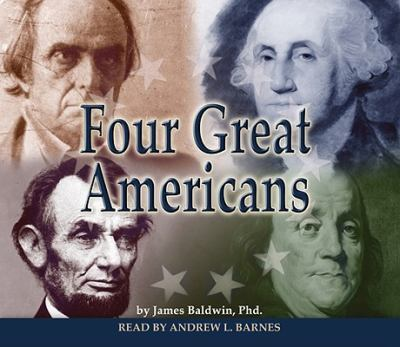 Four Great Americans 9780981656113
