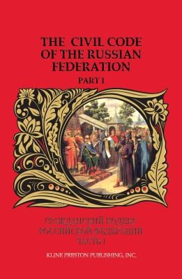 The Civil Code of the Russian Federation 9780981953151