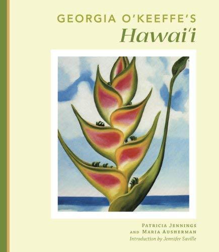 Georgia O'Keeffe's Hawai'i 9780982165645