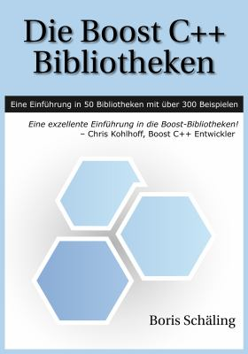 Die Boost C++ Bibliotheken 9780982219157