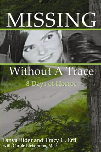 Missing Without a Trace: 8 Days of Horror 9780982300862