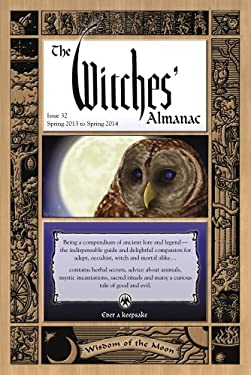 The Witches' Almanac: Issue 32 9780982432372