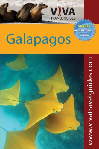 Viva Travel Guides Galapagos 9780982558515