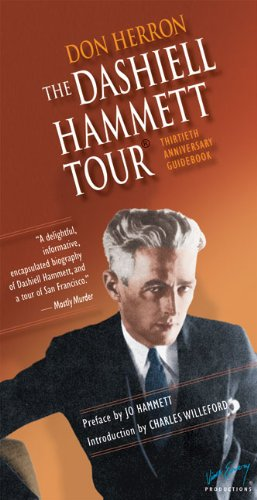 The Dashiell Hammett Tour 9780982565087