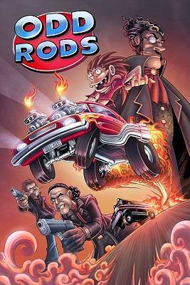 Odd Rods 9780982711743