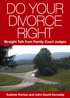 Do Your Divorce Right