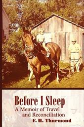 Before I Sleep: A Memoir of Travel and Reconciliation 17848608