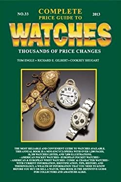 Complete Price Guide to Watches 2013 9780982948729