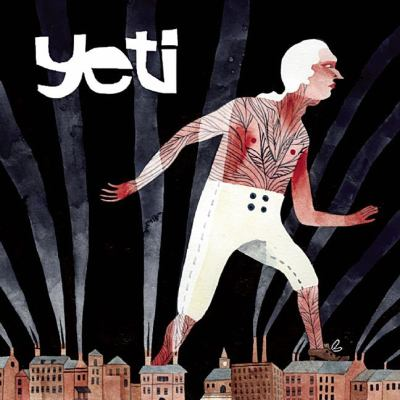"Yeti 12: Includes 7"" Vinyl Record"