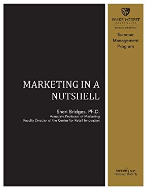 Marketing in a Nutshell 9780983415718