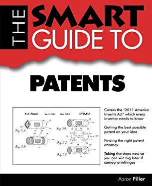 Smart Guide to Patents 9780983442103