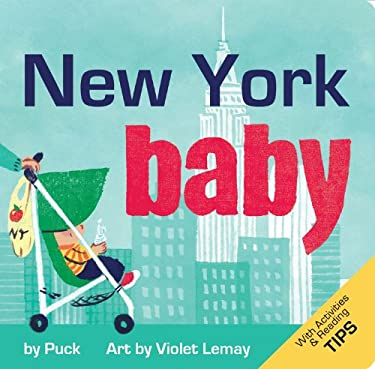 New York Baby: A Local Baby Book 9780983812142