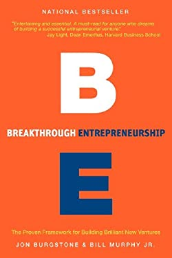 Breakthrough Entrepreneurship
