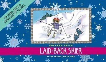 Laid-Back Skier