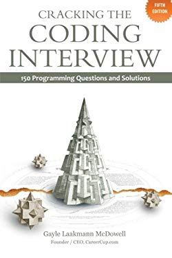 Cracking the Coding Interview 9780984782802