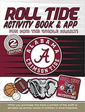 Roll Tide Activity Book and App 23575580