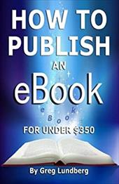 How to Publish an eBook for Under $350 19108356