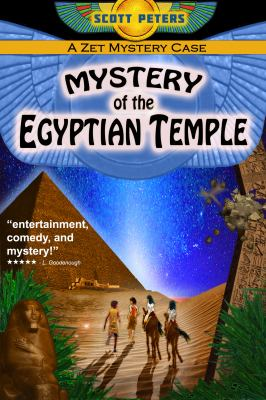 Zet and the Egyptian Temple Mystery (A Zet Mystery Case) (Volume 3)