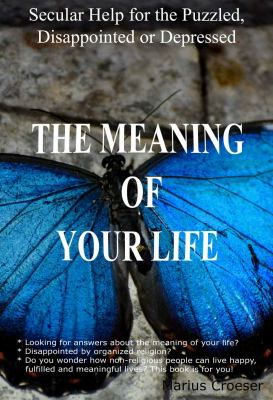 The Meaning of Your Life - Secular Help for the Puzzled, Disappointed or Depressed. 9780986953002