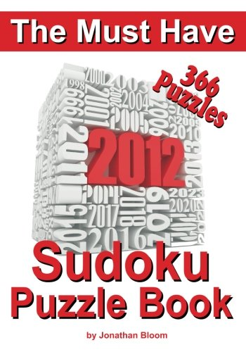 The Must Have 2012 Sudoku Puzzle Book 9780987003904