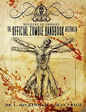 The Official Zombie Handbook-Australia 9780987104496