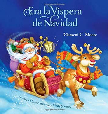 Era La Vispera de Navidad (Twas the Night Before Christmas, Spanish Edition) 9780987902351