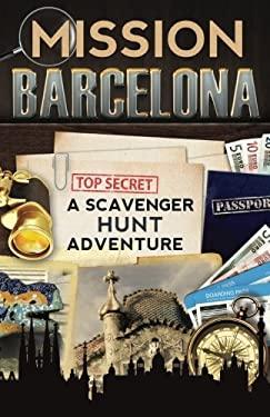 Mission Barcelona : A Scavenger Hunt Adventure (for Kids)