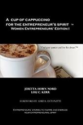 A Cup of Cappuccino for the Entrepreneur's Spirit Women Entrepreneurs' Edition 4381270