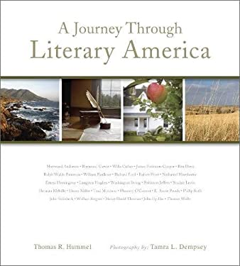 A Journey Through Literary America 9780981742519