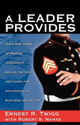 A Leader Provides 9780980070514