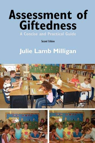 Assessment of Giftedness: A Concise and Practical Guide, Second Edition 9780982401293