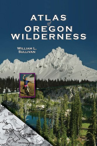 Atlas of Oregon Wilderness 9780981570129