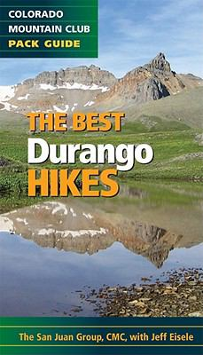 The Best Durango Hikes 9780984221356